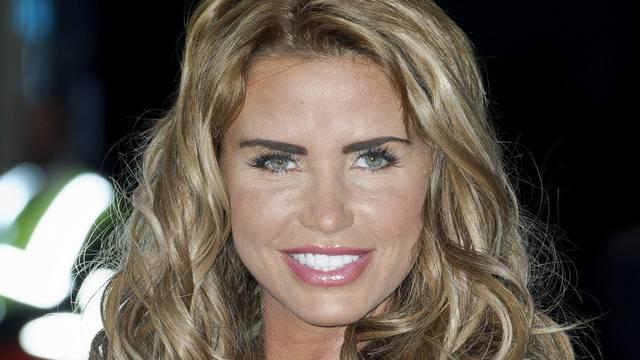 Katie Price (34) will heiraten - zum dritten Mal nach 2005 und 2010 (Archiv)