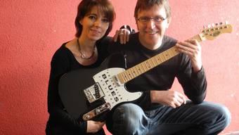 Martina Welti und Philipp Weiss sind bereits mit den Planungen für die Jubiläumsausgabe des Fricktaler Blues-Festivals im nächsten Jahr beschäftigt. mf