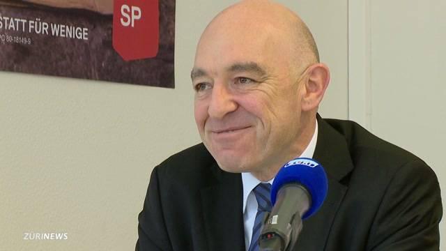 Die SP schickt Nationalrat Daniel Jositsch ins Ständerat-Rennen