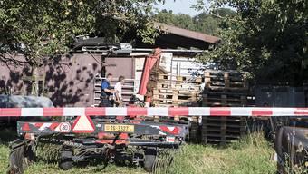Zwei Jahre nachdem der Fall von Pferdequälerei in Hefenhofen publik wurde, haben sich die unangemeldeten Tierschutz-Kontrollen der kantonalen Stellen stark verbessert. (Archivbild)