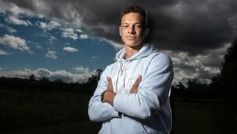 Seit Sommer 2018 ist Julian von Moos beim FCB, nach halbjähriger Leihe kehrte er auf diese Saison zurück - und hat eben erst bis 2023 verlängert.