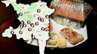 Titelbild GaultMillau Karte