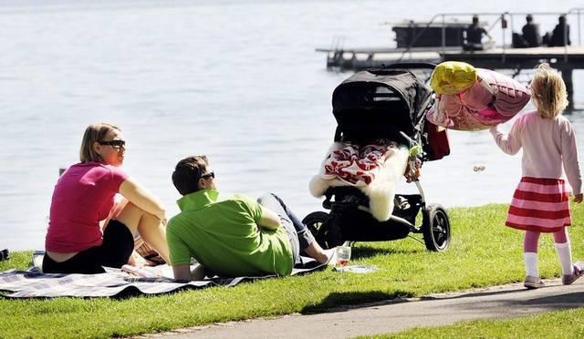 Wie glücklich sind Schweizer Familien?