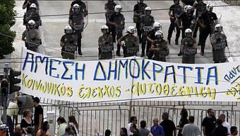 Schon der dritte Generalstreik in Griechenland wegen den Sparmassnahmen