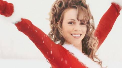 Careys Christmas-Song 25 Jahre nach Veröffentlichung Nummer 1