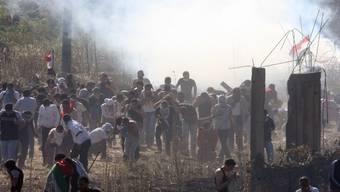 Unruhe am israelisch-syrischen Grenzübergang auf den Golanhöhen