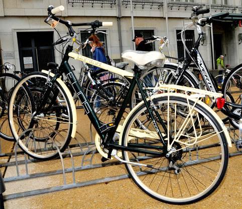 Rund 120 Fahrräder wechselten den Besitzer.