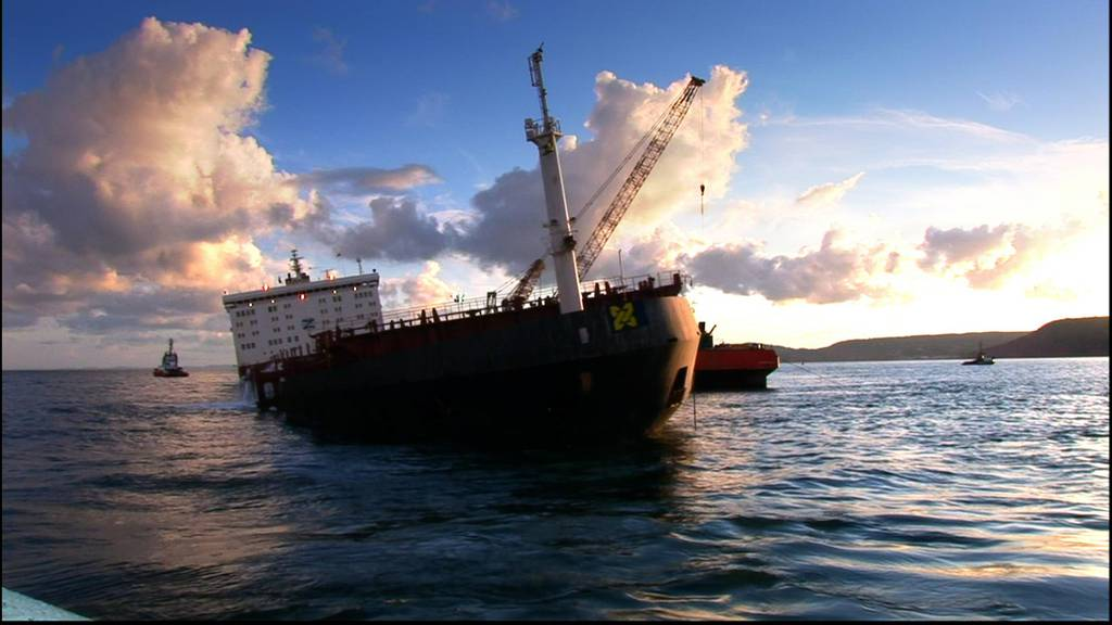 Alarm auf See