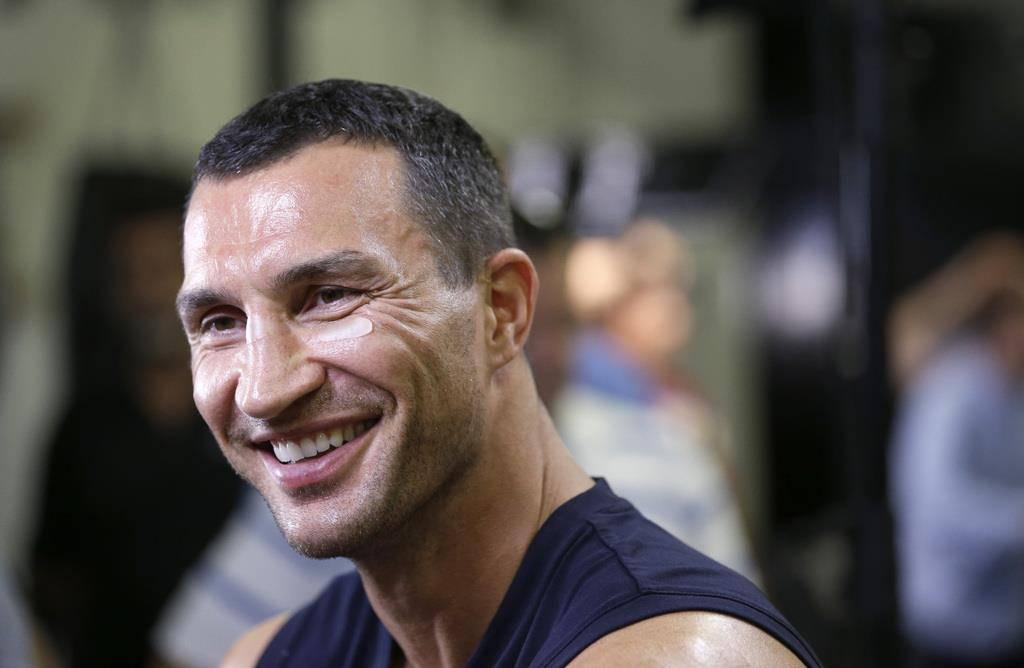 Wann Box Klitschko