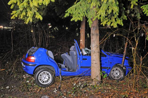 Der genaue Unfallhergang ist noch nicht bekannt.