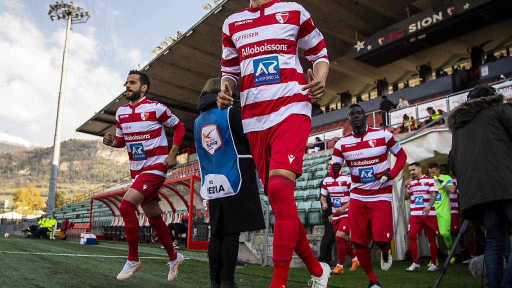 Der FC Sion tritt dank Guillaume Hoarau wieder mit breiter Brust auf - die Hoffnung auf den Ligaerhalt ist zurück beim Tabellenletzten