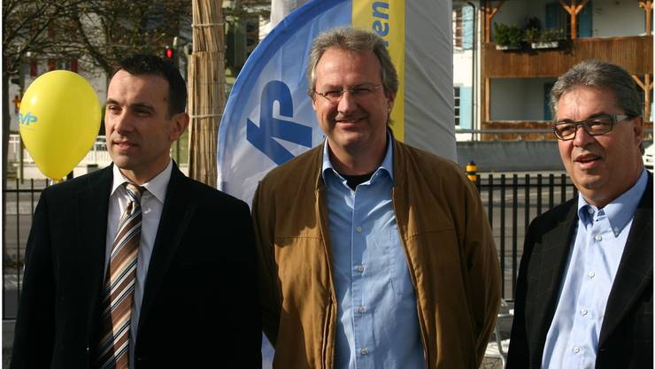 Der neue Kandidat: Kurt Leuch. zvg