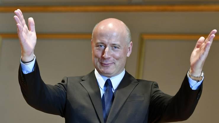 Paavo Järvi, der neue Chefdirigent der Tonhalle Zürich.