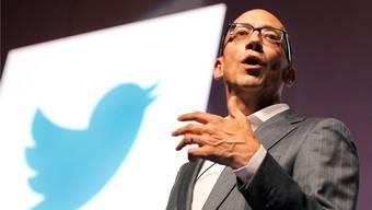 Dick Costolo: Der Twitter-CEO muss die Investorengemeinde davon überzeugen, dass der Twitter-Börsengang besser ablaufen wird als bei Facebook, Groupon oder Zynga.