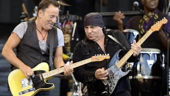 Bruce Springsteen im Zürcher Letzigrund Stadion