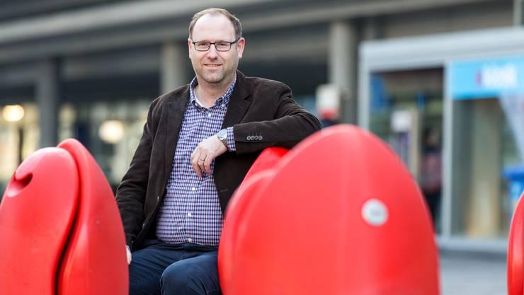 Simon Burger, Leitender Staatsanwalt und SVP-Einwohnerrat, in Bedrängnis.