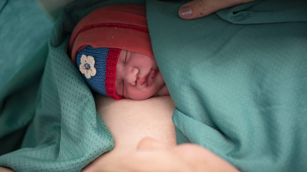 Babyboom wegen Corona: «Eine aussergewöhnliche Zunahme»