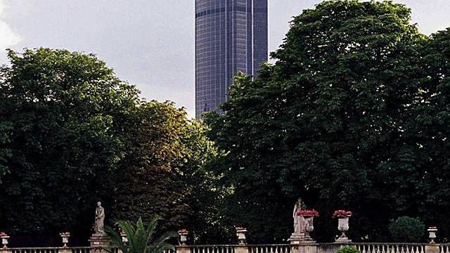 Das zweithöchste Gebäude in Frankreichs Hauptstadt