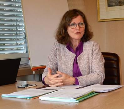 Ariane Gregor Gemeinderätin, Wohlen