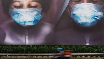 Asiens Wirtschaftswachstum wird in diesem Jahr laut einem Bericht des Internationalen Währungsfonds (IWF) zum ersten Mal seit 60 Jahren infolge der Corona-Epidemie ein Nullwachstum erleiden. (Archiv)