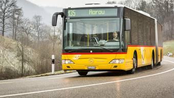 Wie gross ist der Schaden des Postauto-Skandals für den Aargau?  SVP-Grossrat Martin Keller stellt in einem Vorstoss kritische Fragen.