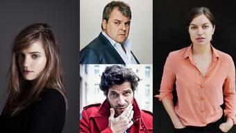 Die Preisträger des Schweizer Fernsehpreises 2017