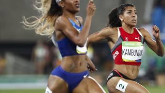 Die Amerikanerin Deajah Stevens verpasst wegen einer Doping-Sperre die Olympischen Spiele 2021