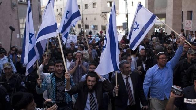 Proteste in Israel (Archiv)
