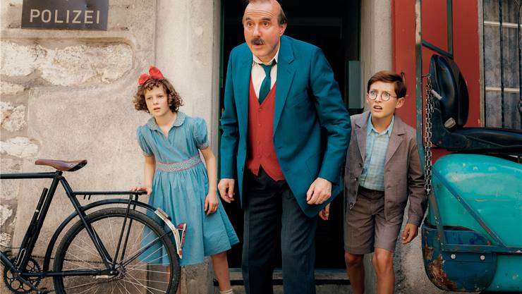 Stefan Kurt als Papa Moll mit Bauch und Pfuusbäckchen: «An meinem Aussehen mussten wir lange tüfteln.»