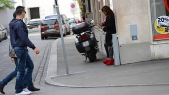 Die von der Staatsanwaltschaft vermeldeten Raubdelikte wurden von drei Frauen verübt die im Kleinbasler Rotlicht-Milieu tätig sind. (Archiv)