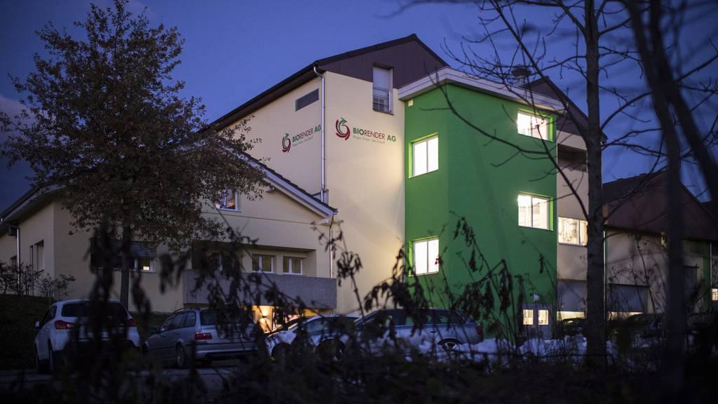 Die Firma Biorender in Münchwilen.