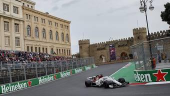 Die Formel 1 trägt bis 2023 WM-Rennen in Baku aus