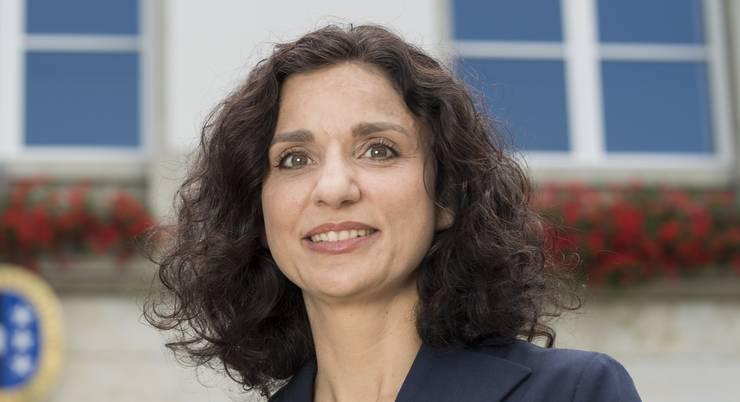 Gabriela Suter.