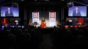 Die HESO in Solothurn ist eröffnet