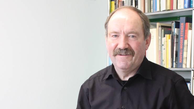 Remo Bill; Präsident der SP Grenchen und Fraktionschef im Gemeinderat.