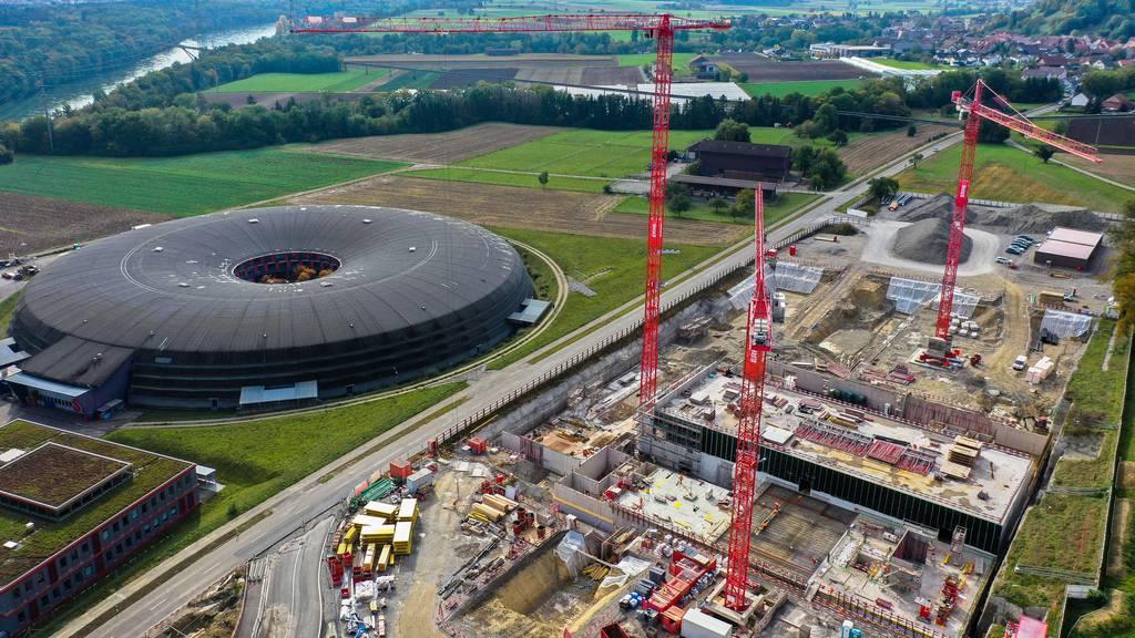 Villigen Valley: Innovationscampus für über 150 Millionen soll die Besten der Welt in den Aargau locken