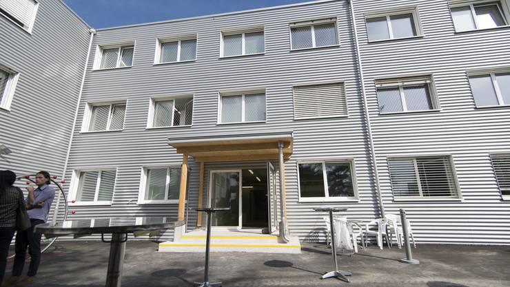 Am Samstag wurde das neue Bundesasylzentrum in Deitingen/Flumenthal offiziell eingeweiht.