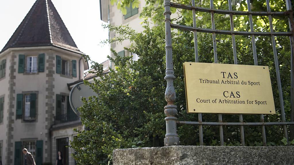 Schauplatz der Verhandlung über den Olympia-Ausschluss Russlands: Der CAS in Lausanne
