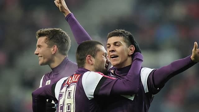 Austria Wien jubelt über den 24. Meistertitel