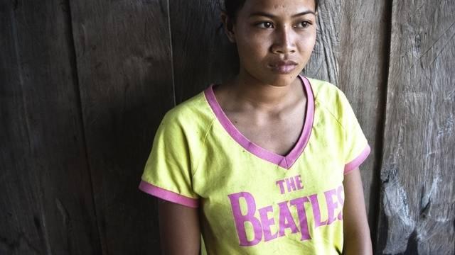 Aufnahme einer bereits mehrmals an Malaria erkrankten Kambodschanerin (Symbolbild, Archiv)