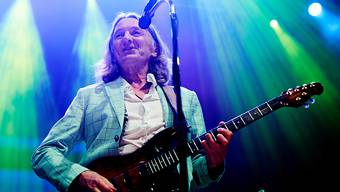 Ex-Supertramp-Sänger Roger Hodgson wird 70-jährig.  EPA/ALEJANDRO GARCàA
