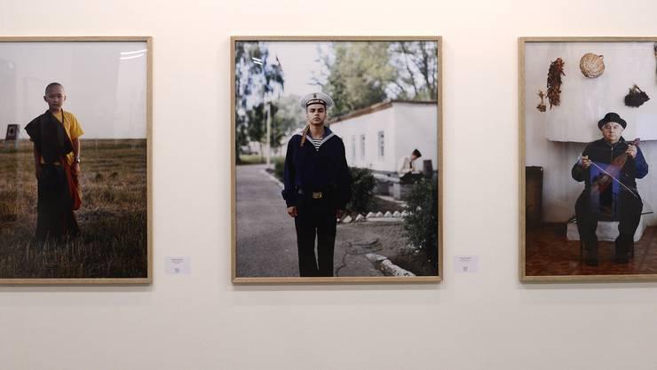 Porträt-Fotos von Anastasia Khoroshilova, Brotkunsthalle Vienna
