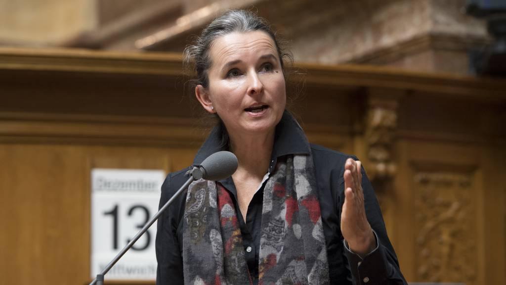 Yvette Estermann sieht die Glaubwürdigkeit des BAG gefährdet.