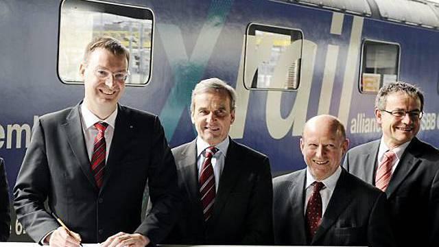 Die Xrail wird in Zürich gegründet