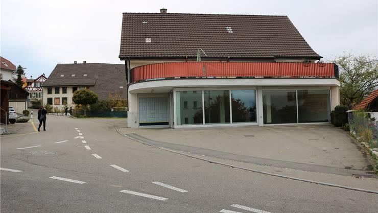 Der ehemalige Volg im Weiler Kindhausen steht derzeit leer.