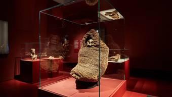 Mumien-Ausstellung im Naturhistorischen Museum Basel