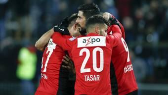 FC Aarau - FC Chiasso, 02.12.2017