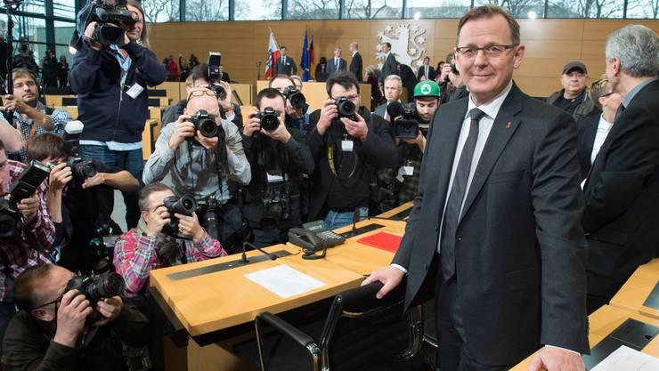 Wird Bodo Ramelow wieder Ministerpräsident von Thüringen?