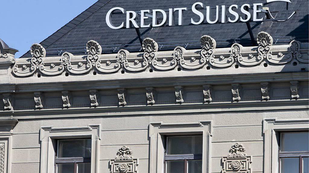 Die Credit Suisse hat in früheren Jahren den Zufluss von Neugeldern im Private Banking falsch dargestellt. Dafür hat sie die amerikanische Börsenaufsicht jetzt zu einer Millionenbusse verurteilt. (Symbolbild)
