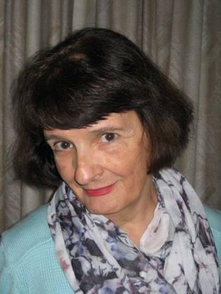 Anita Nyffenegger, Klangtherapeutin, dipl. Pflegefachfrau